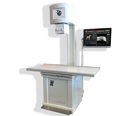 Radiografia digital Intech Futura 30 TS